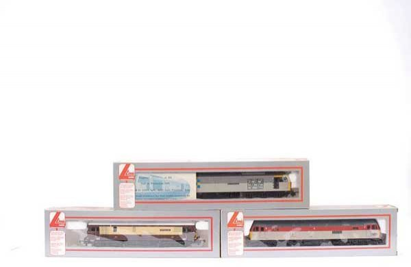 4015: Lima - A Trio of Limited Edition Diesel Locos