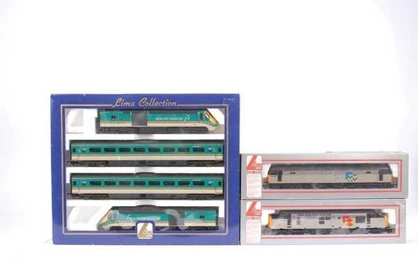 4019: Lima Diesel Locos x 3