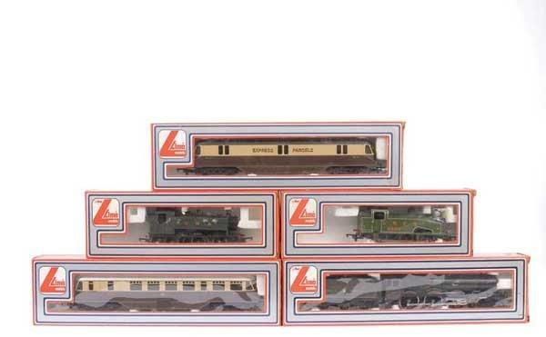 4021: Lima Steam and Diesel Locos