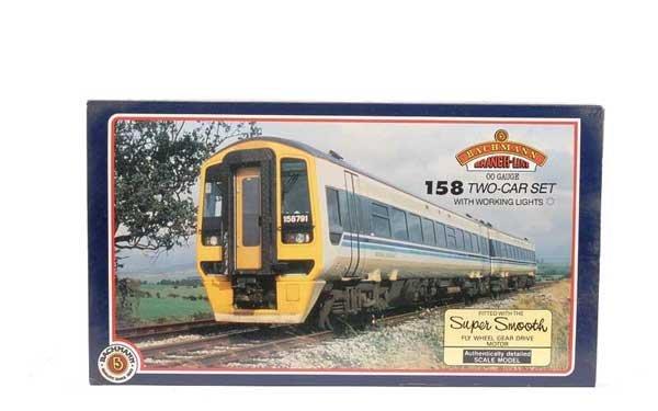 4024: Bachmann 31-501 2-car Scot Rail Express
