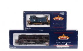 Bachmann Steam And Diesel Locos