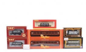 OO Gauge Passenger And Goods Rolling Stock