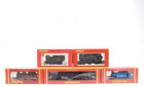 Hornby Railways - A Group Of Tank Locos