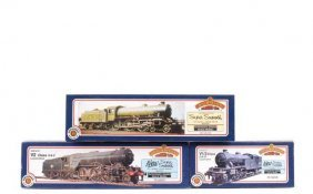 Bachmann - A Trio Of BR (ER) Steam Locos