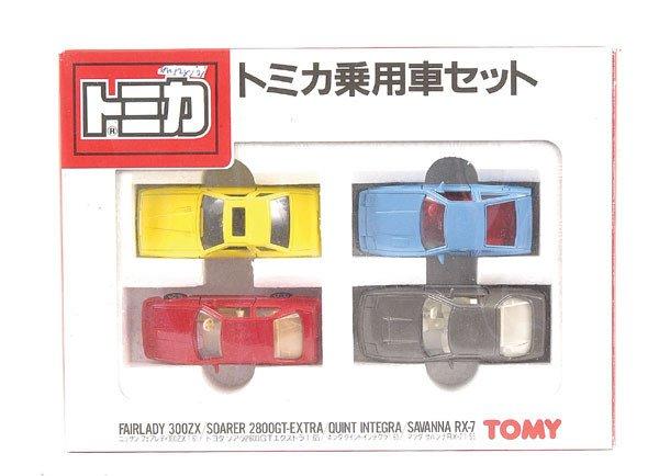 3001: Tomica Gift Set