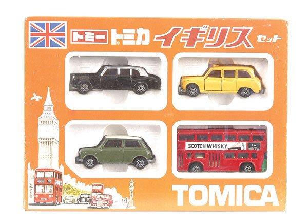 3002: Tomica London Gift Set