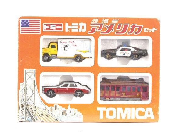 3008: Tomica San Francisco Gift Set