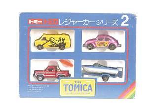 Tomica Gift Set