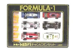 Tomica Formula 1 Gift Set