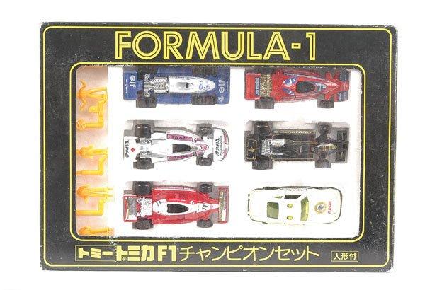 3010: Tomica Formula 1 Gift Set