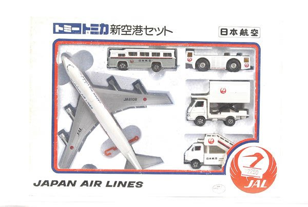 3011: Tomica Japan Airlines Gift Set