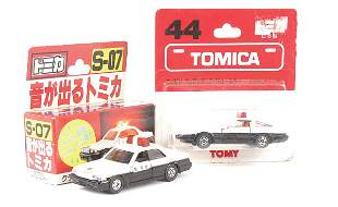 Tomica No.44 Nissan 300ZX Police Car
