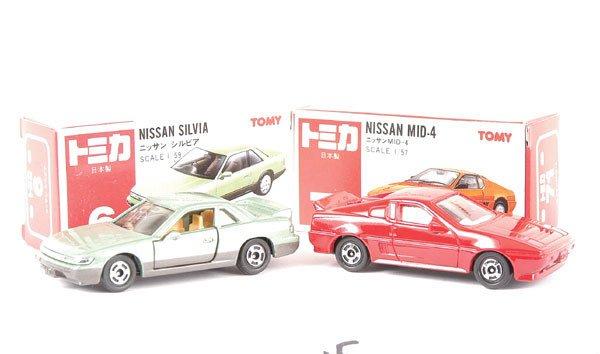 3015: Tomica No.6 Nissan Silvia