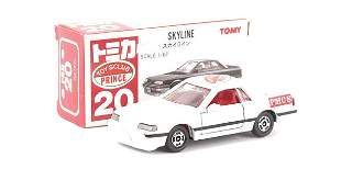 Tomica No.20 Nissan Skyline