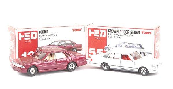 3019: Tomica No.13 Nissan Cedric