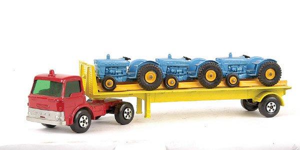 3344: Matchbox Super Kings K20 Truck & Trailer