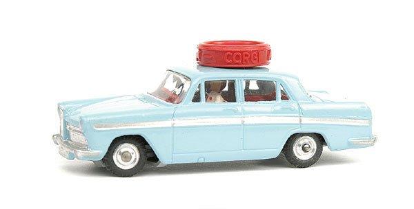 "7: Corgi No.236 Austin A60 ""Motor School"" Car"