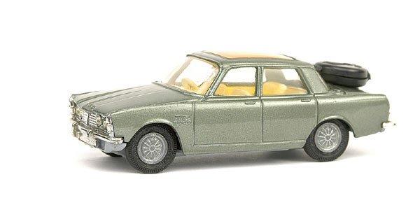 9: Corgi No.275 Rover 2000 TC