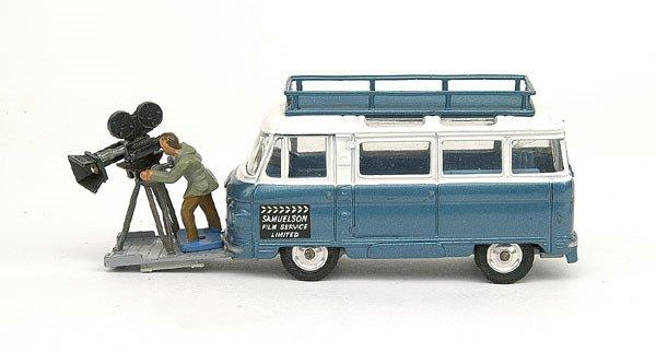 22: Corgi No.478 Commer Mini Bus
