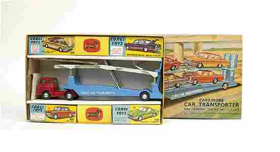 104: Corgi No.GS28 Gift Set