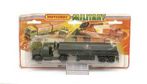 520 Matchbox NoMM1 Ford Military Petrol Tanker