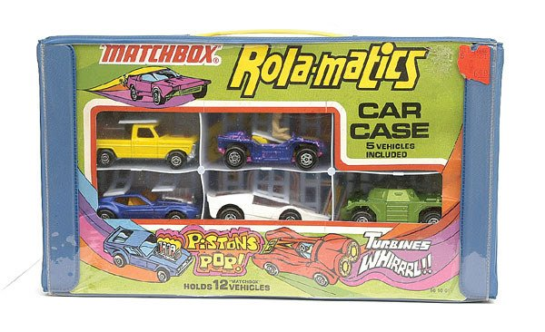 1005: Matchbox Off road 5-piece Set
