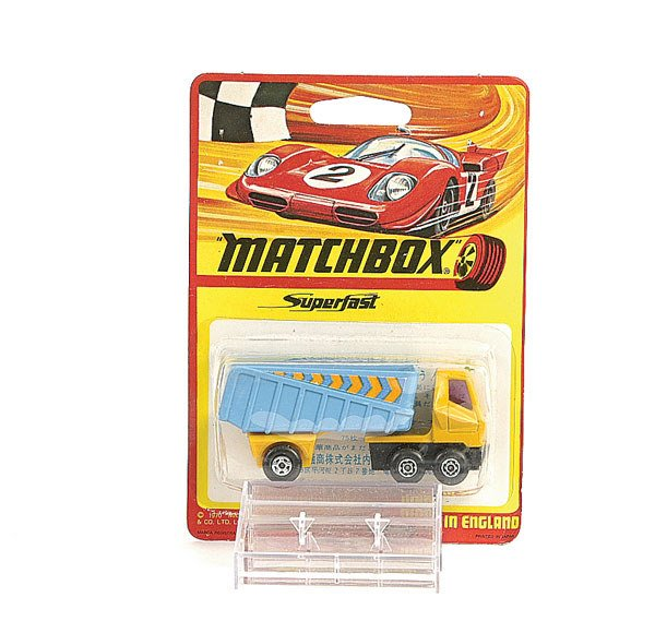 1013: Matchbox No.50 Articulated Truck