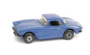 Matchbox No.71 Corvette