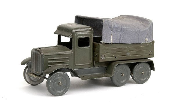 2505: Tipp & Co - 6-wheeled Personnel Carrying Lorry