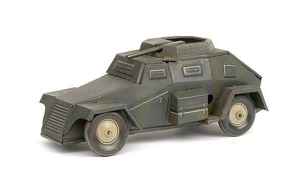 2507: Tipp & Co - 4-wheel Armoured Car