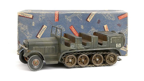 2512: Tipp & Co - half track Personnel Carrier