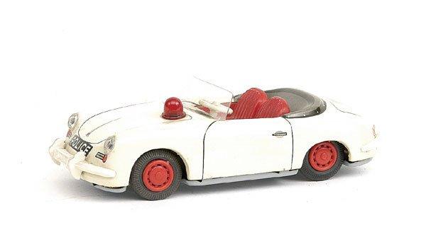 2516: Tipp & Co - Porsche 2 seater open Police Car