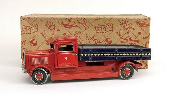 2520: Tipp & Co Post-war long bonneted Motor Lorry