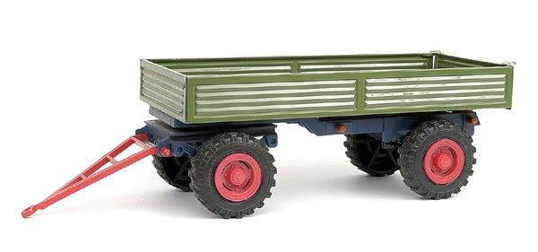 2523: Tipp & Co - a  4-wheeled Tipping Farm Trailer