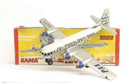 2547 Gama Toys No1000 Strato Clipper Vintage Airliner
