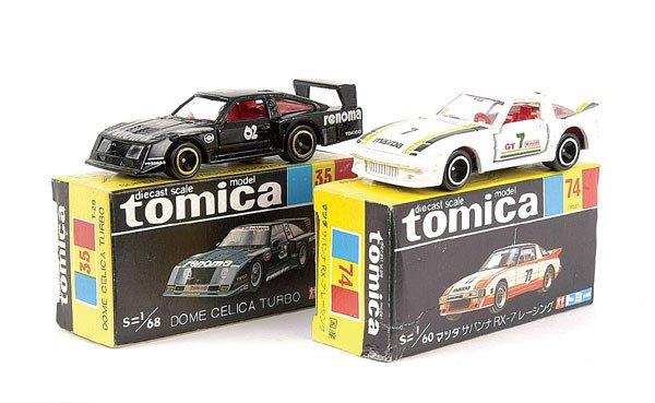 4003: Tomica No.35 Toyota Celica Turbo