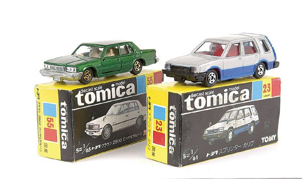 4021: Tomica No.23 Toyota Sprinter Carib