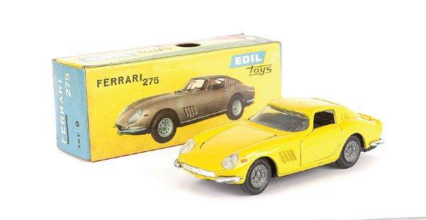 4175: Edil Toys 1/43rd scale No.9 Ferrari 275 GTB