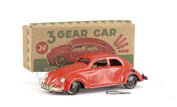 4230: JNF (US Zone Germany) clockwork VW Beetle