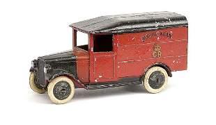 Dinky No.34b Post Office Van