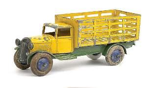 Dinky No.25f Market Gardeners Lorry