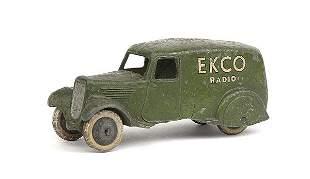 """Dinky No.280e Delivery Van """"Ecko"""""""