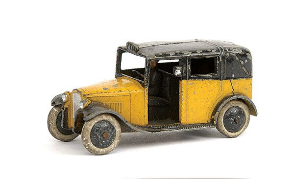 17: Dinky No.36g Taxi