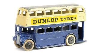Dinky No.29c Double Deck Bus