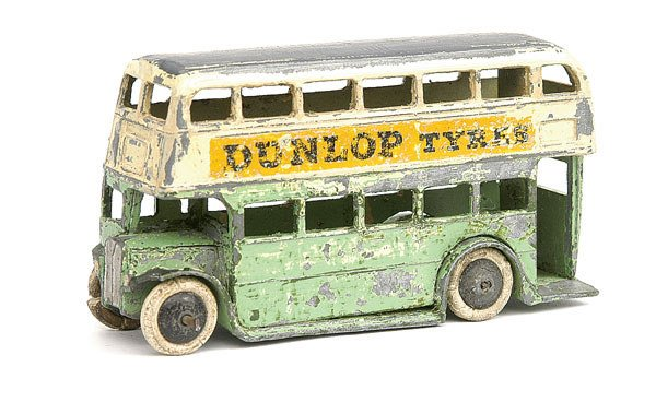 19: Dinky No.29c Double Deck Bus