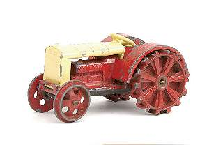 "Dinky No.22e Farm Tractor ""Dinky Toys"""