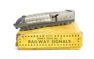 Dinky No.16 Silver Jubilee Set Locomotive