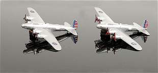 """Dinky No.62g Boeing """"Flying Fortress"""" - a pair"""