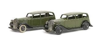 Dinky No.30d Vauxhall