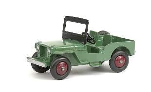 Dinky No.25y Jeep